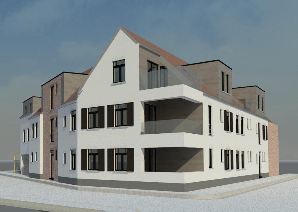 Nieuwbouwappartementen
